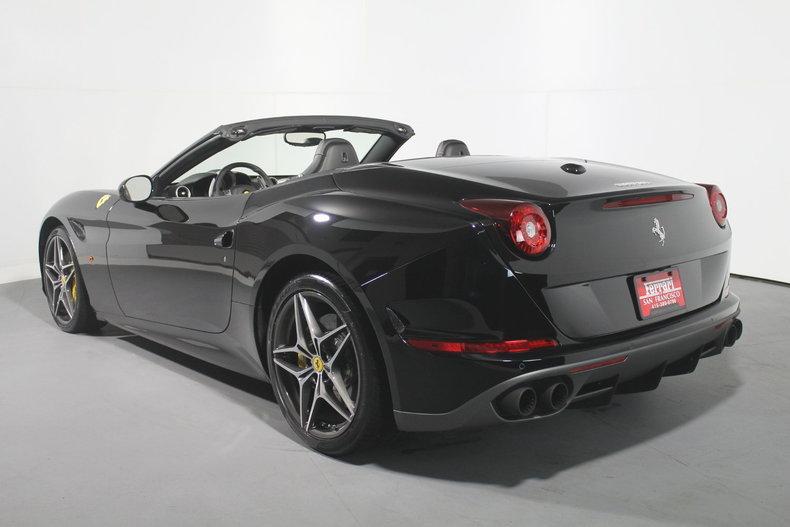 2017 Ferrari California T Convertible - Ferrari of San Francisco