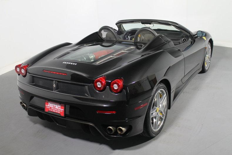 2007 Ferrari 430 2dr Convertible Spider - Ferrari of San Francisco