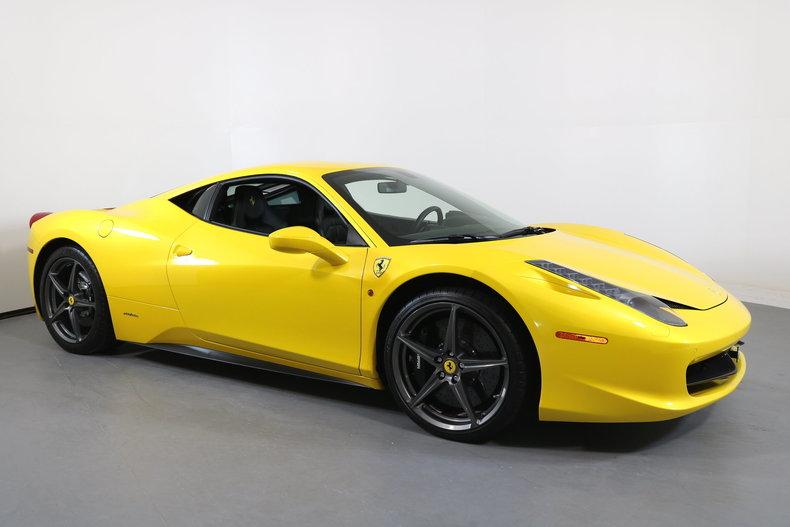 2012 Ferrari 458 Italia For Sale 95329 Mcg