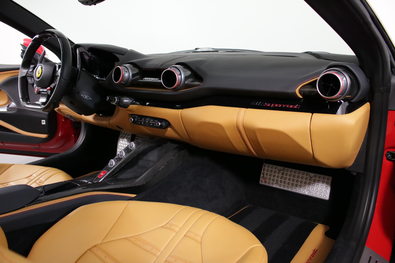 SC5818 | 2019 Ferrari 812 Superfast Coupe | Ferrari of San Francisco