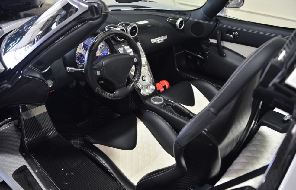 Koenigsegg Ccxr Trevita >> 2010 Koenigsegg CCXR TREVITA | Fusion Luxury Motors