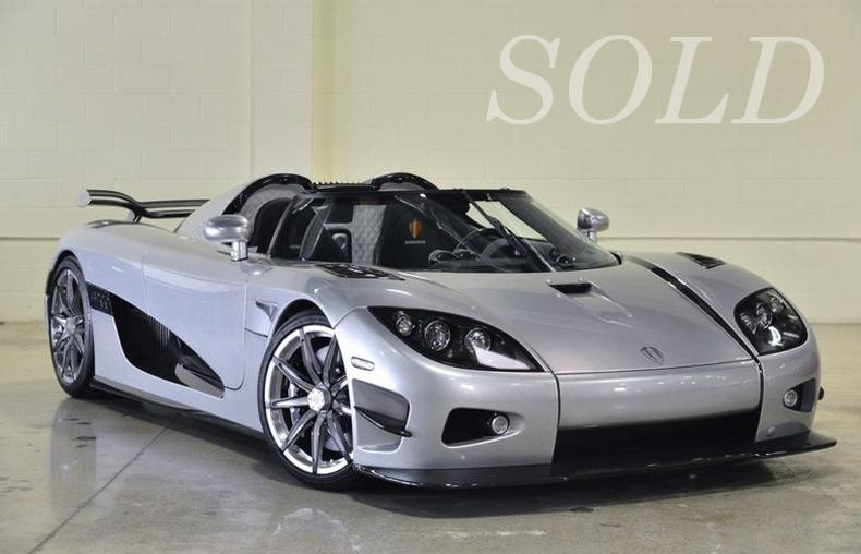 Koenigsegg Ccxr Trevita >> 2010 Koenigsegg Ccxr Trevita Fusion Luxury Motors