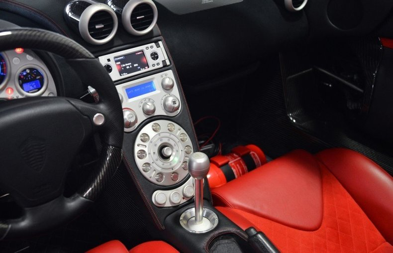 2009 Koenigsegg CCXR