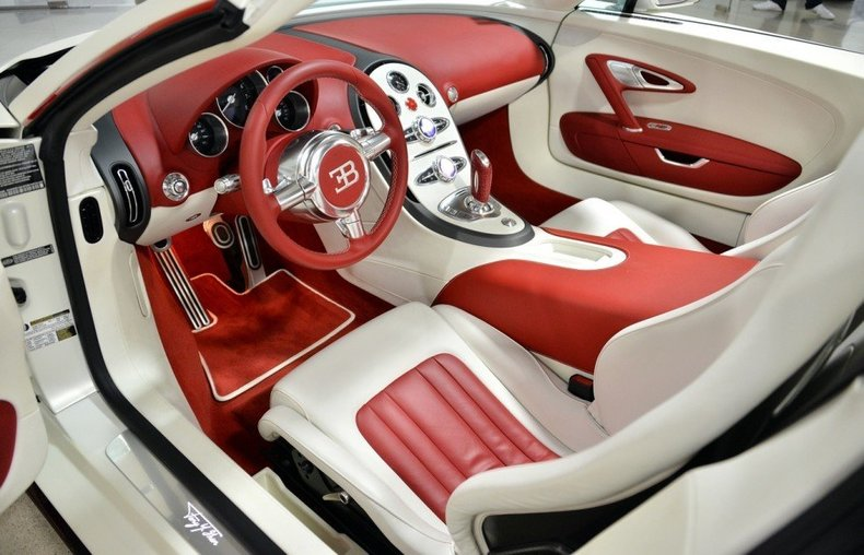 2011 bugatti veyron my classic garage. Black Bedroom Furniture Sets. Home Design Ideas