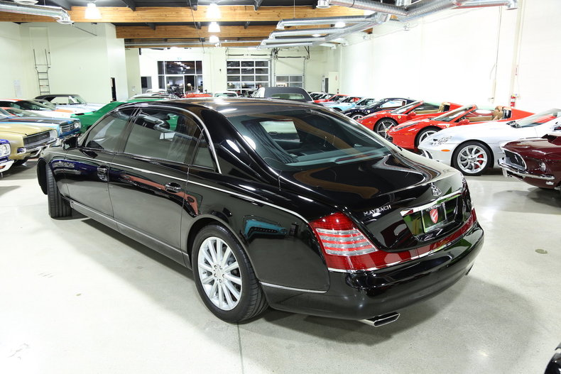 2012 Maybach 62S