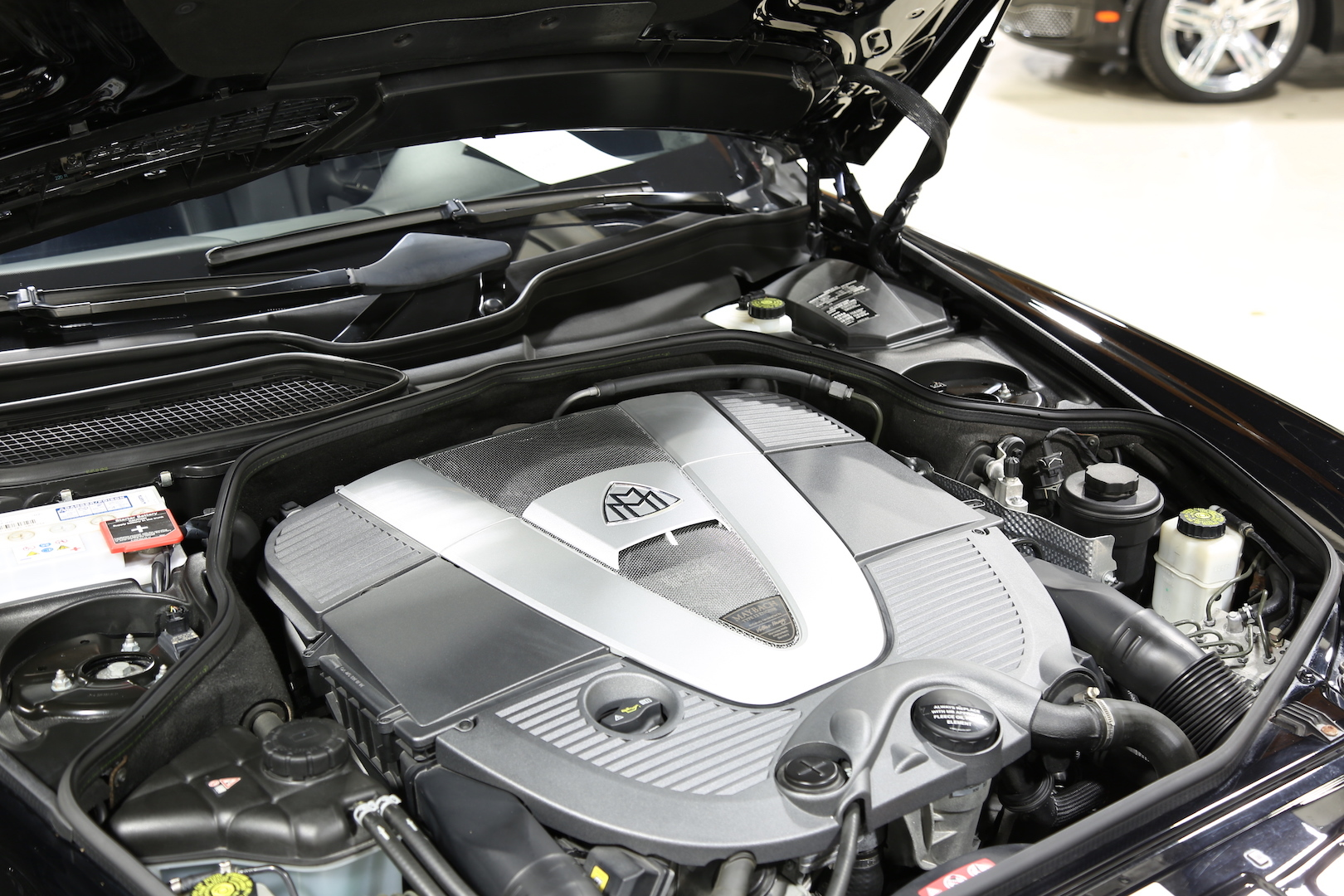 2012 maybach 62s fusion luxury motors