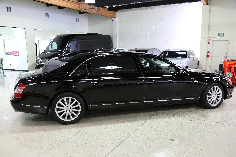 2012 Maybach Landaulet/62s | Fusion Luxury Motors