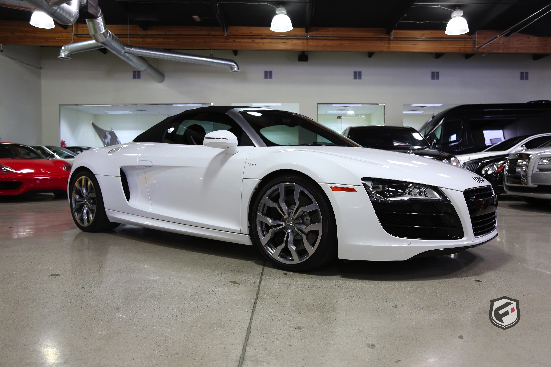 2012 Audi R8 | Fusion Luxury Motors