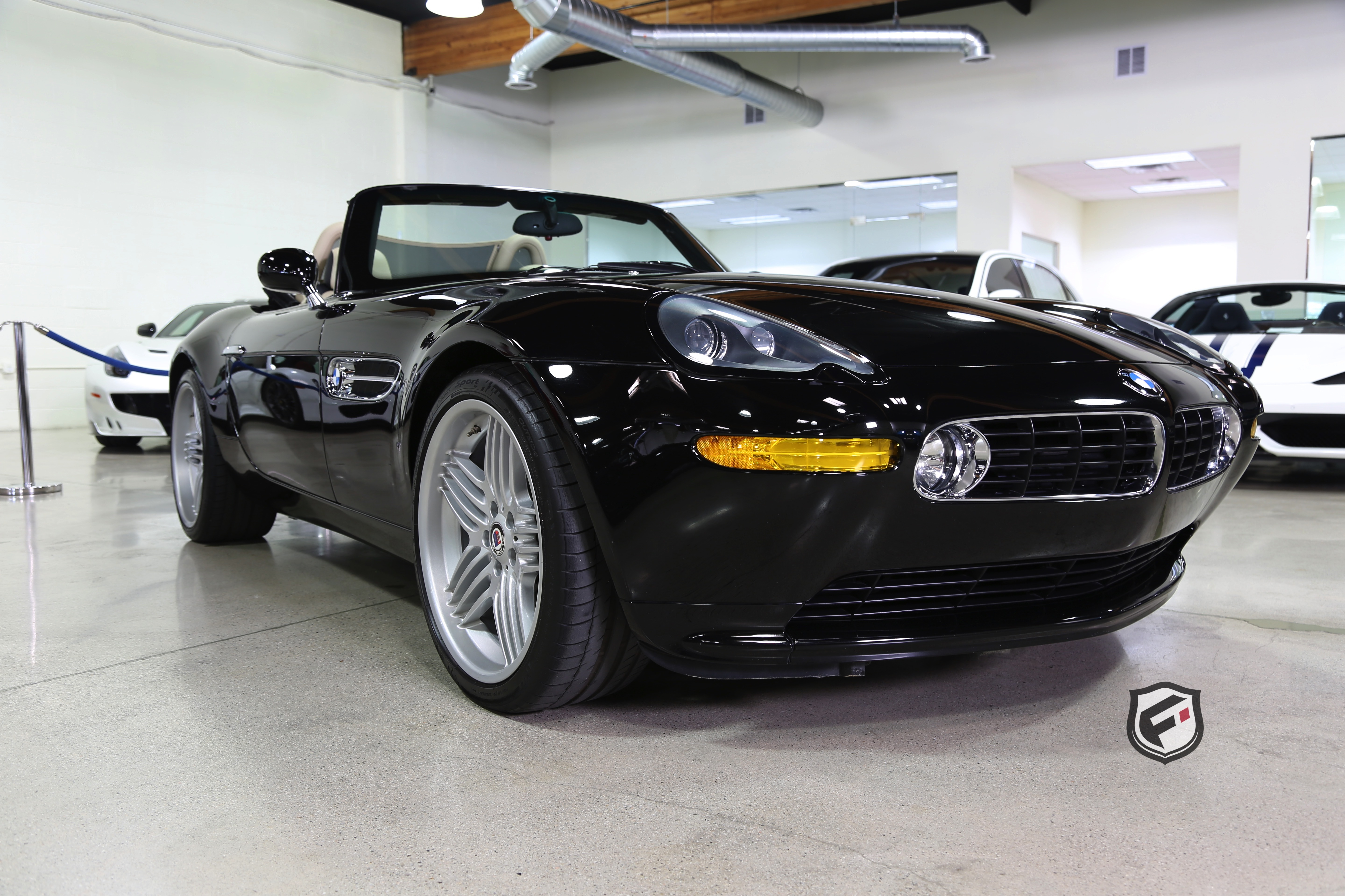 2003 Bmw Z8 Alpina Fusion Luxury Motors