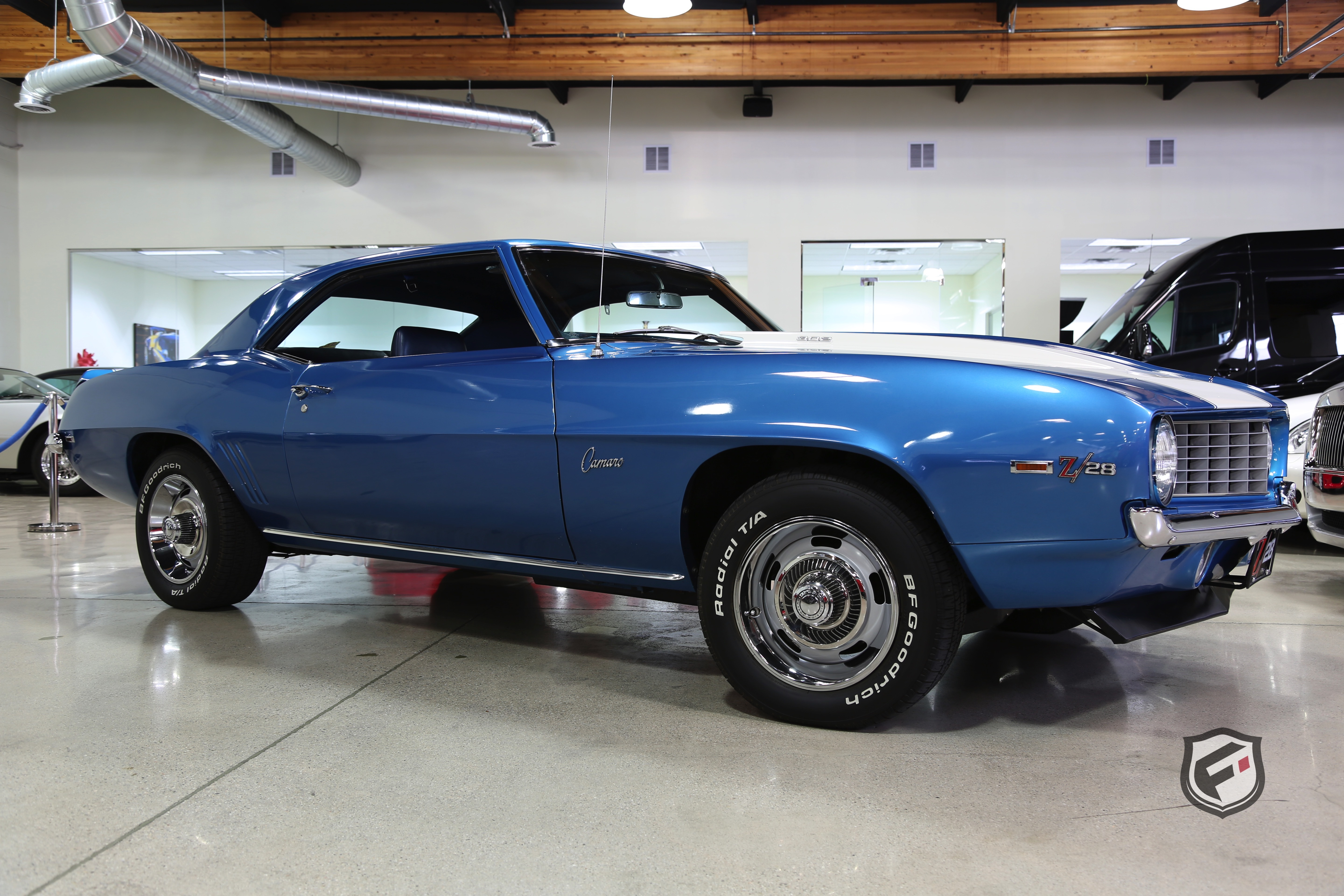 1969 Chevrolet Camaro Fusion Luxury Motors