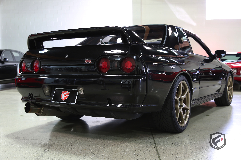 1991 Nissan Skyline Fusion Luxury Motors