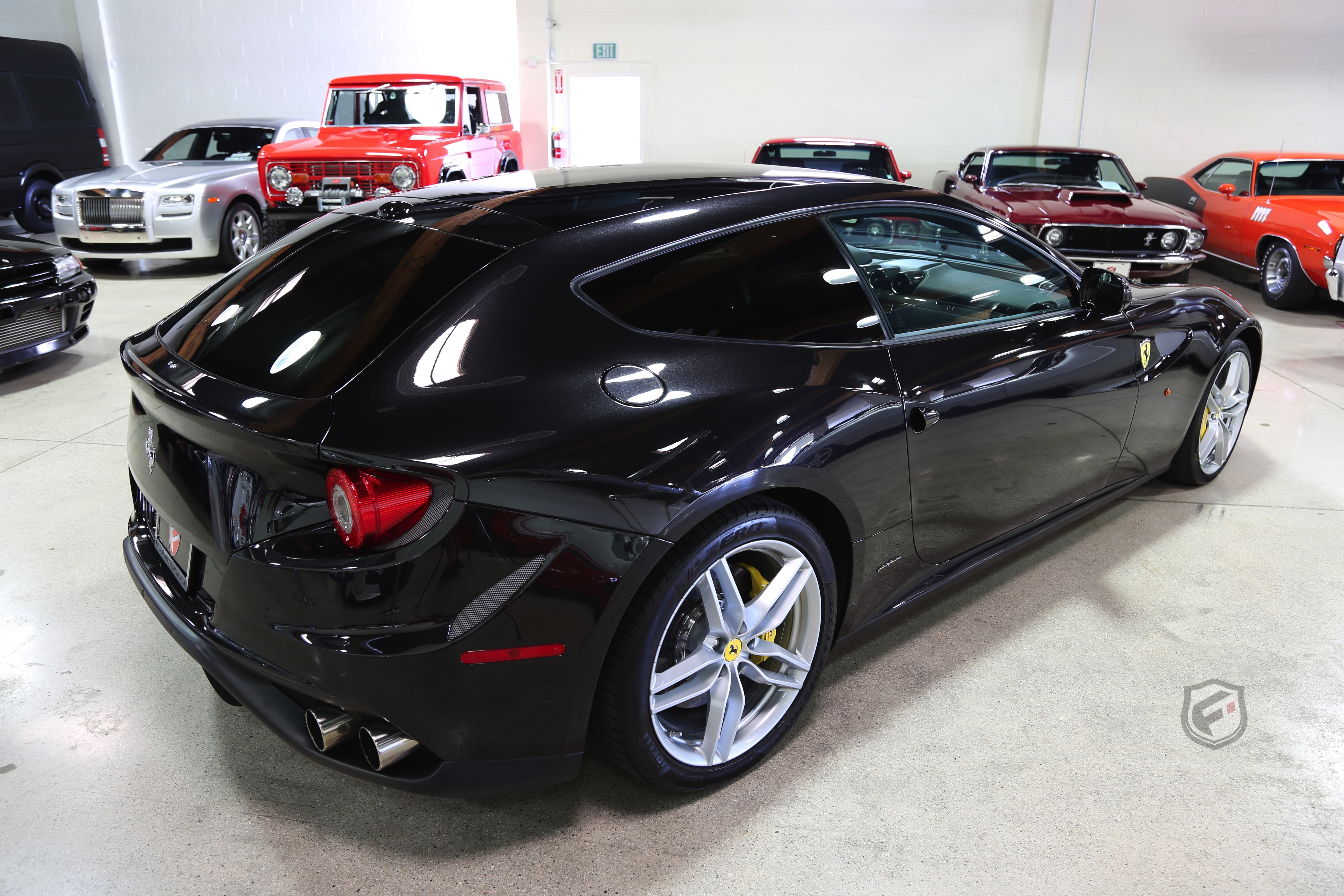 2016 ferrari ff fusion luxury motors. Black Bedroom Furniture Sets. Home Design Ideas