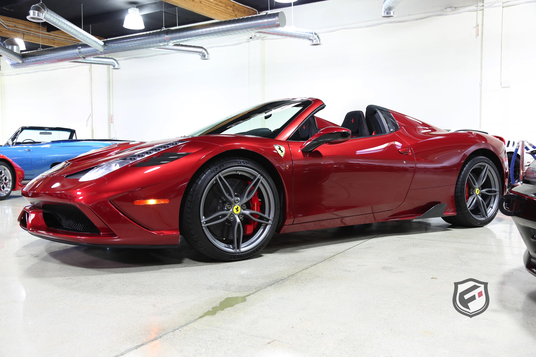 2015 Ferrari 458 Speciale >> 2015 Ferrari 458 Speciale Aperta | Fusion Luxury Motors