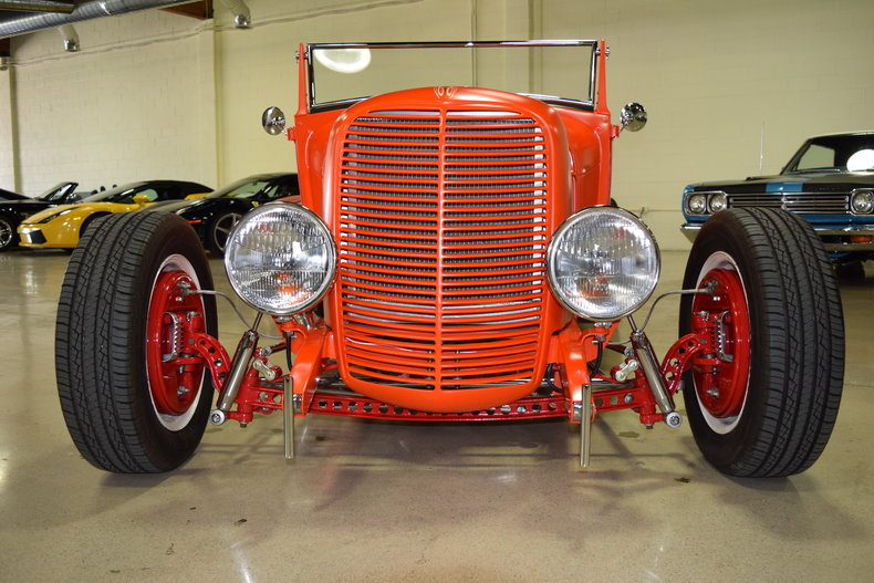 1929 Ford Lowboy Steel Roadster
