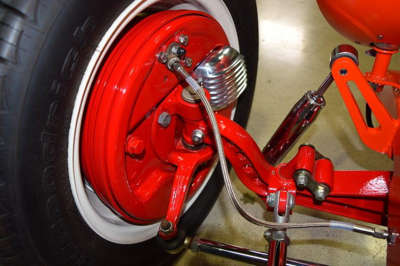 1929 Ford Lowboy Steel Roadster