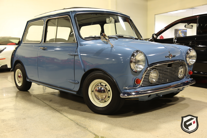 Mini Cooper Lease >> 1967 Morris Mini Cooper S | Fusion Luxury Motors