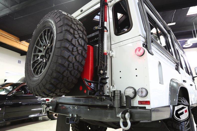 2016 Land Rover Bespoke Built 110