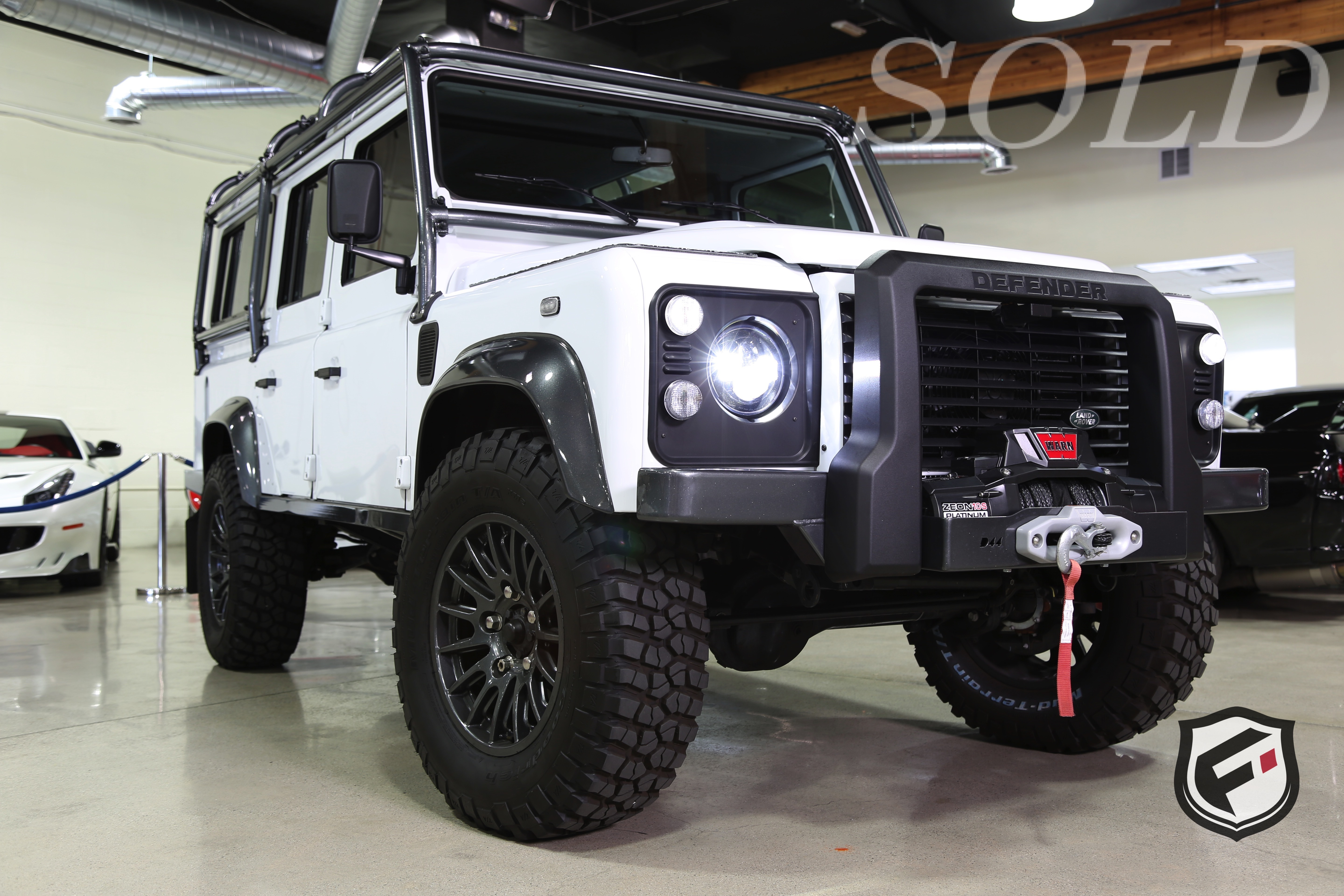 2016 Land Rover Bespoke Built 110