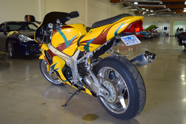 2001 Suzuki Gsx R750 Fusion Luxury Motors