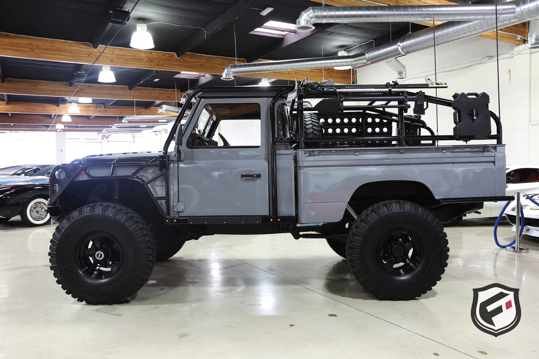 1984 Land Rover Defender 110 Fusion Luxury Motors
