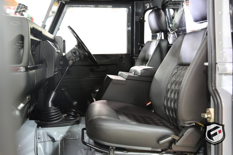 1984 Land Rover Defender 110