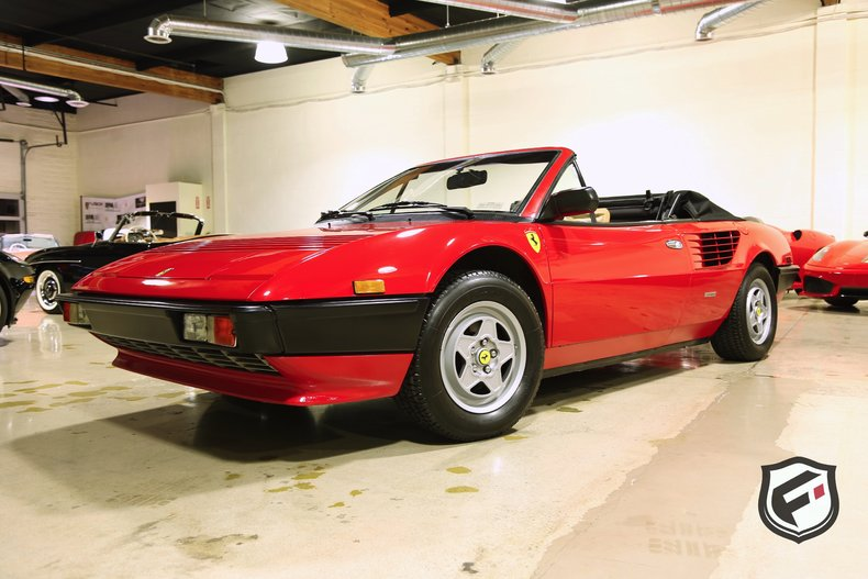 1984 Ferrari Mondial My Classic Garage