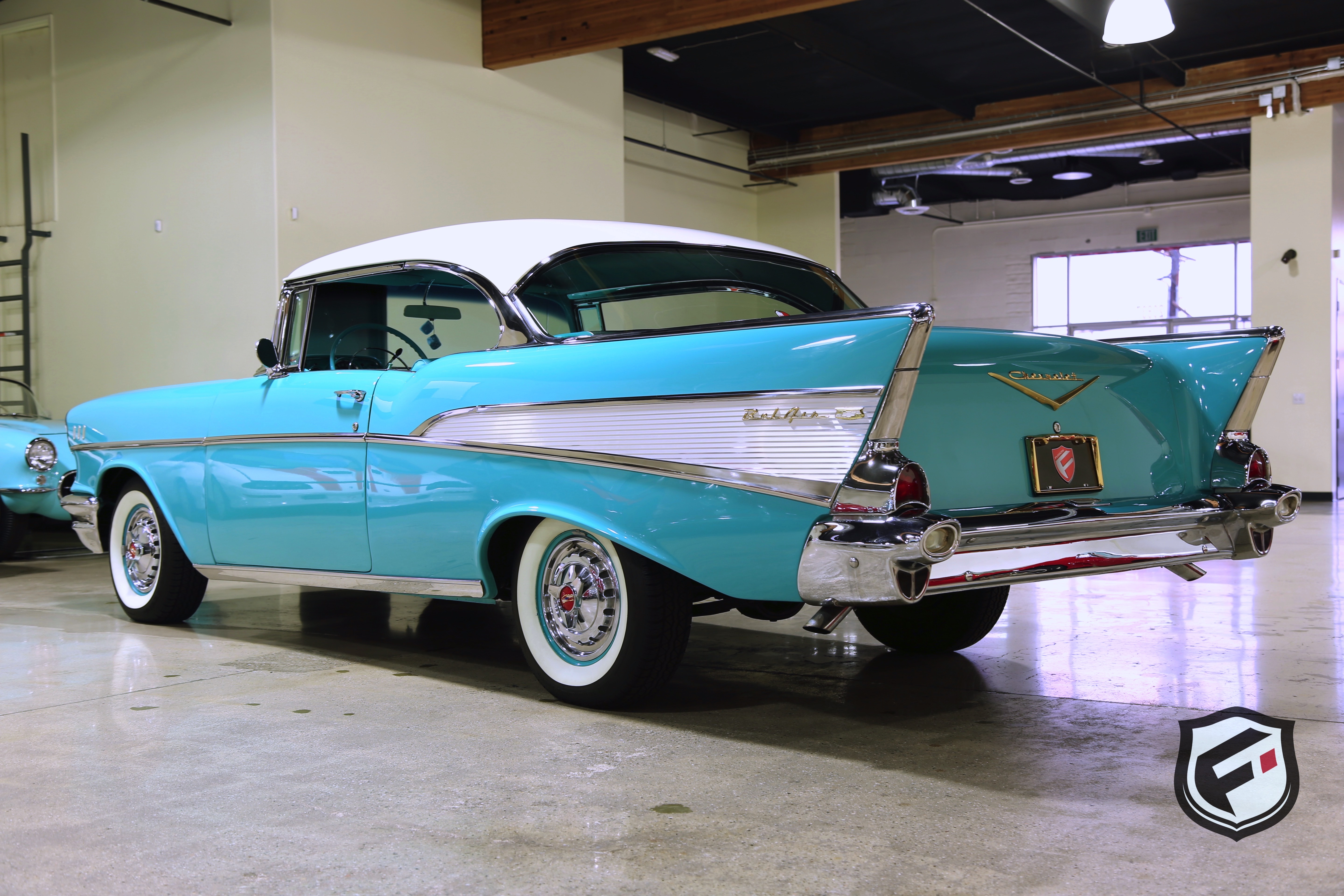 1957 chevrolet bel air fusion luxury motors. Black Bedroom Furniture Sets. Home Design Ideas