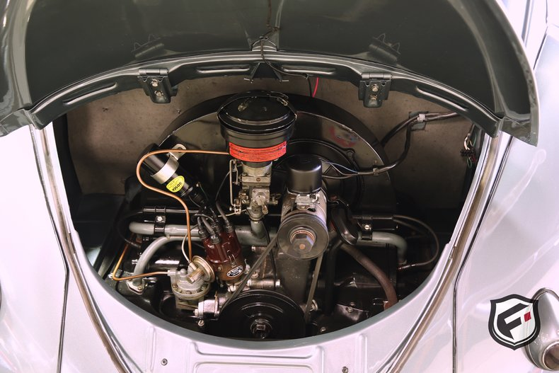 1954 Volkswagen Beetle