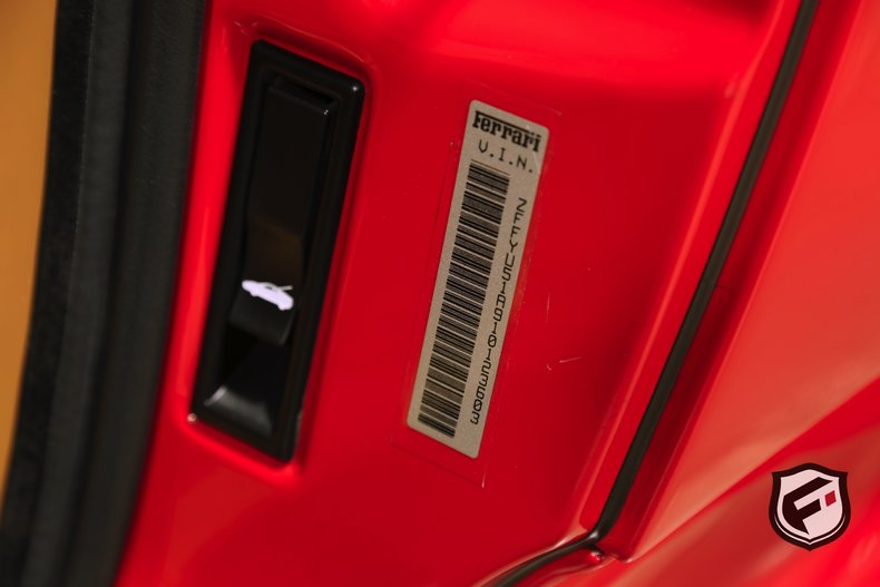 2001 Ferrari 360 Modena