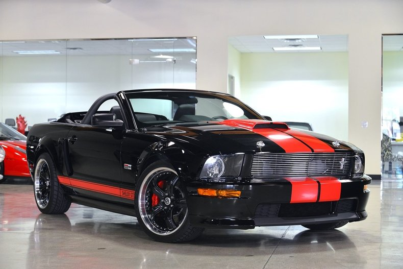 2008 ford mustang shelby supercharged barrett jackson for sale 62262 mcg. Black Bedroom Furniture Sets. Home Design Ideas