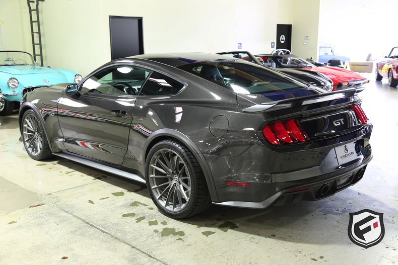 2017 ford mustang gt full carbon fiber ebay for Ebay motors mustang gt