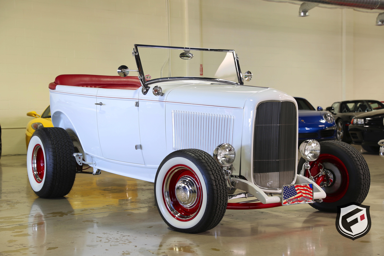 1932 Ford Horn Wiring Diagram Phaeton Fusion Luxury Motors