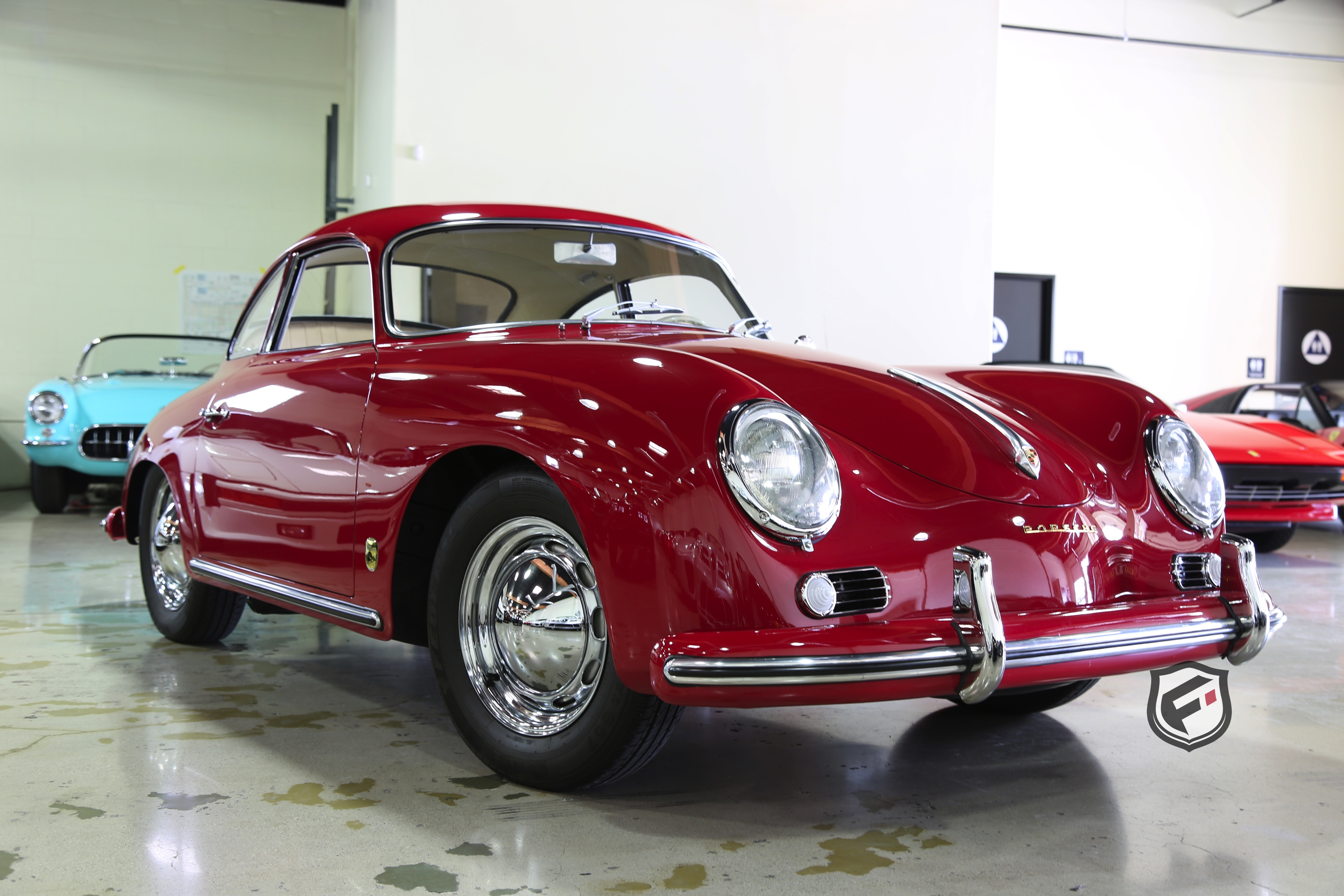 1959 Porsche 356 Fusion Luxury Motors