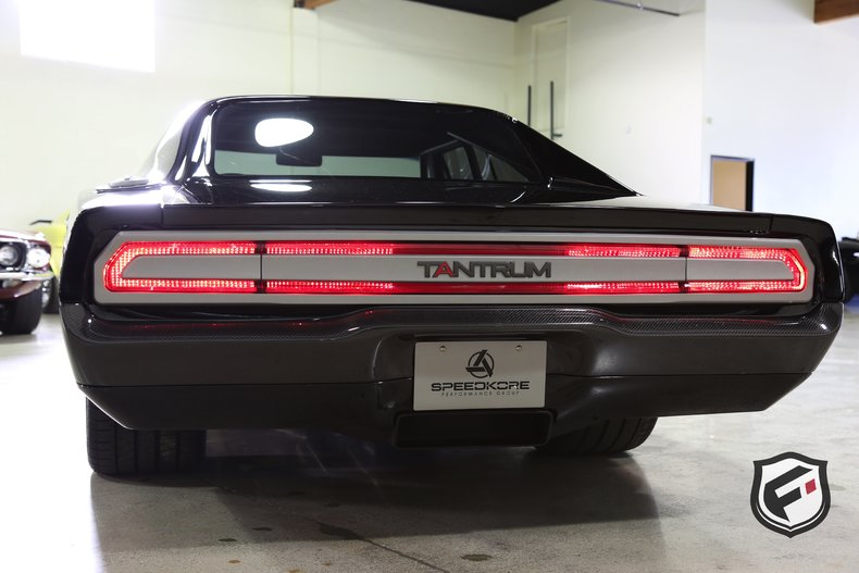 "1970 Dodge Charger ""Tantrum"""