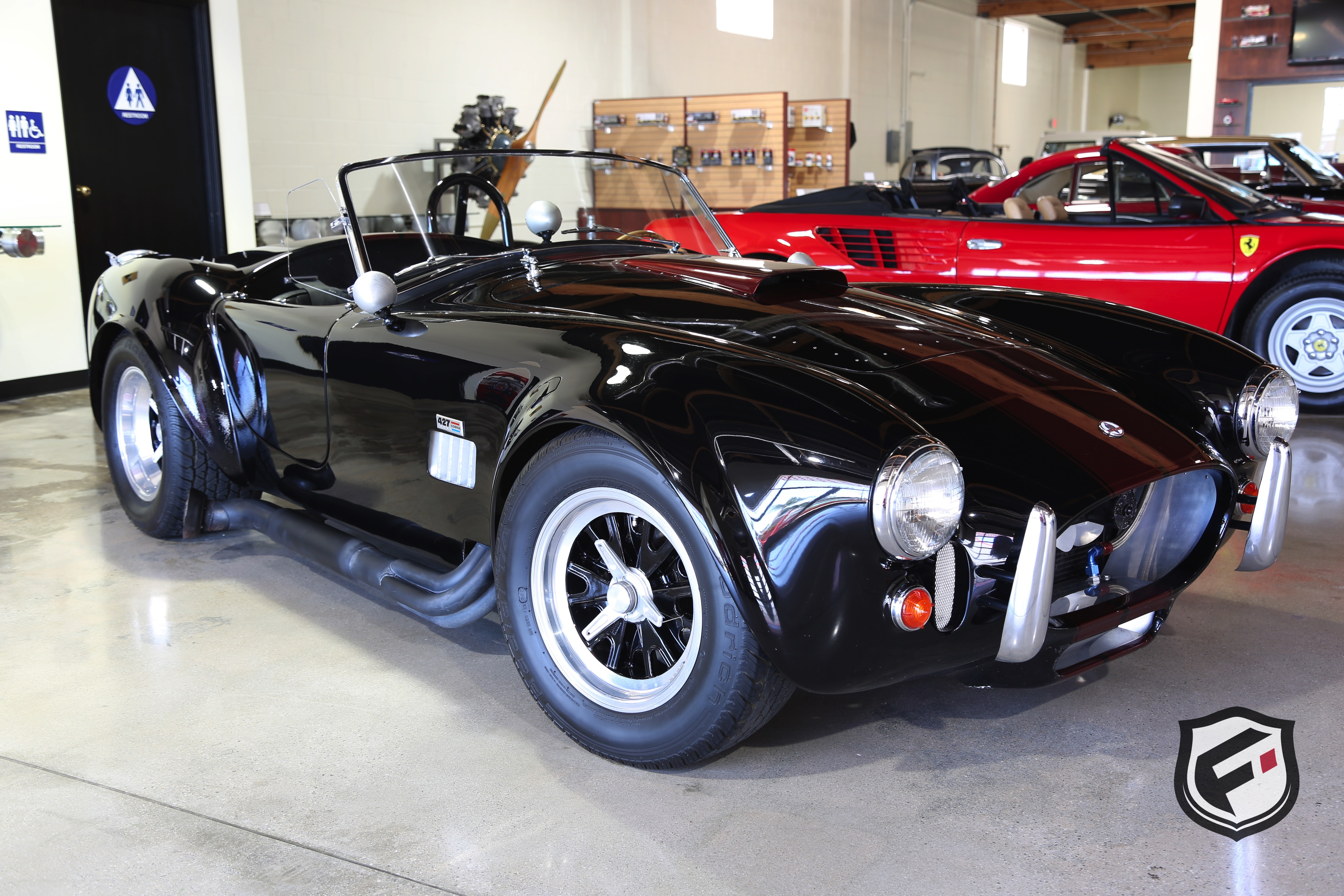 1965 shelby 427 cobra replica fusion luxury motors. Black Bedroom Furniture Sets. Home Design Ideas