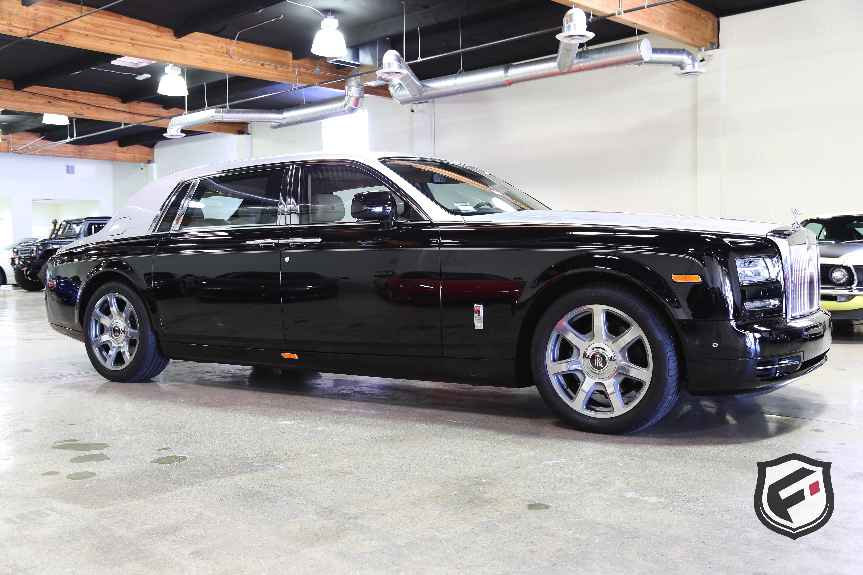 2014 Rolls-Royce Phantom Extended Wheelbase | Fusion ...