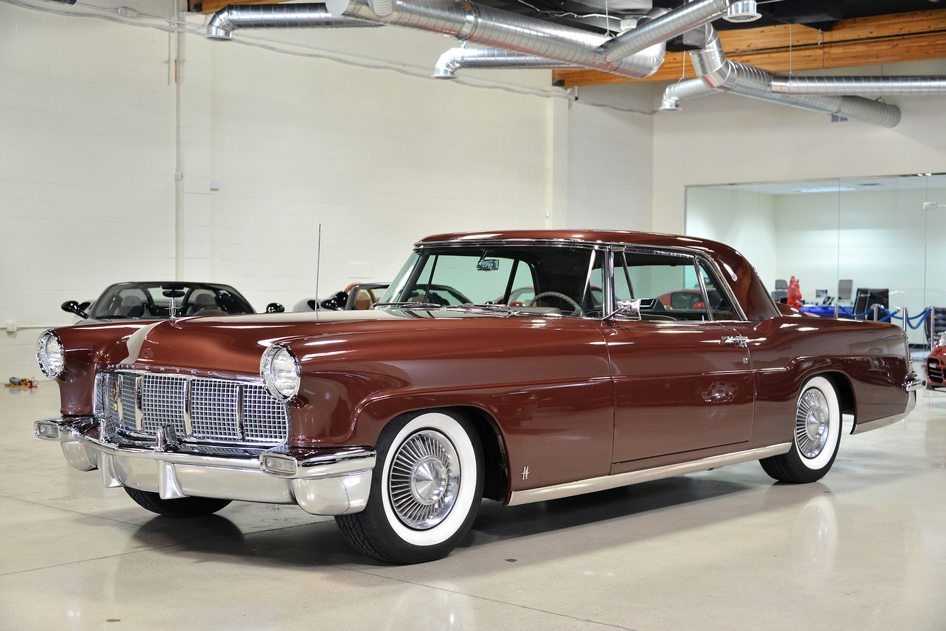 1956 lincoln continental fusion luxury motors. Black Bedroom Furniture Sets. Home Design Ideas