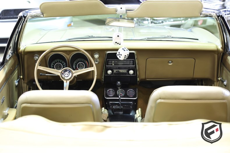 1967 Chevrolet Camaro RS Convertible