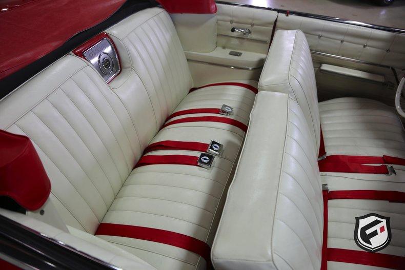 1962 Chevrolet Impala Convertible