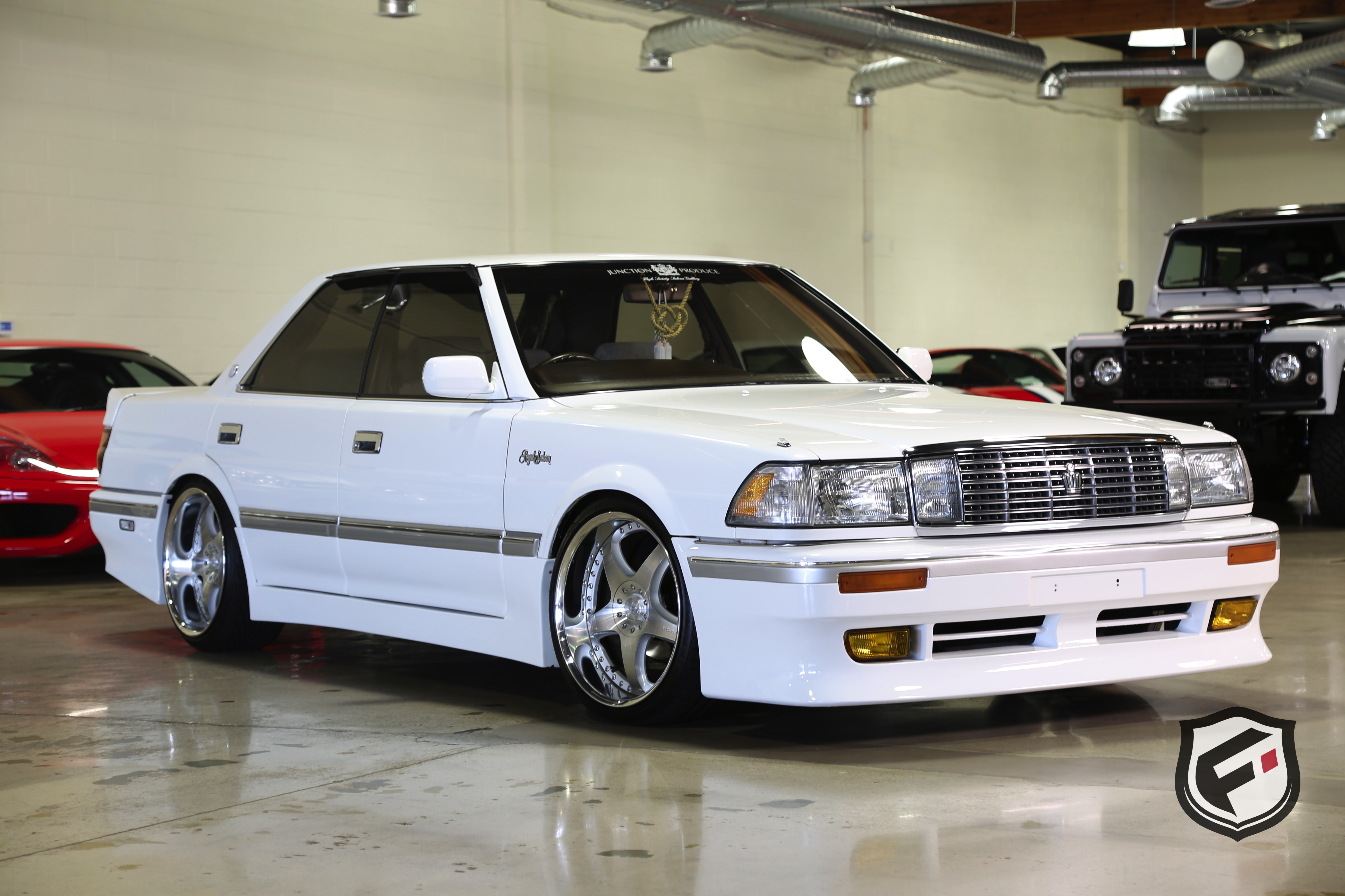 Honda Accord Wheels >> 1989 Toyota Crown | Fusion Luxury Motors