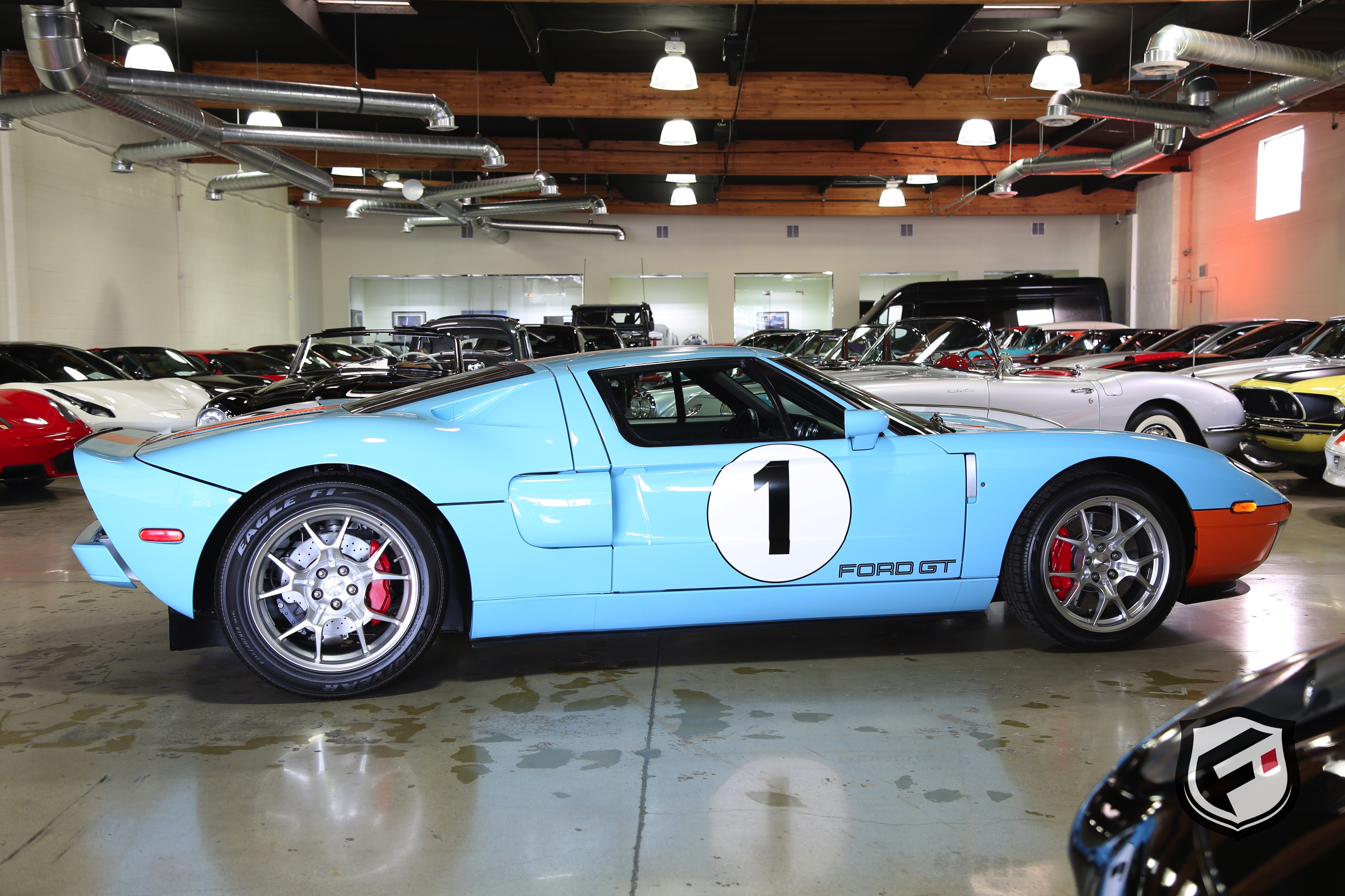 Ford Gt  Ford Gt