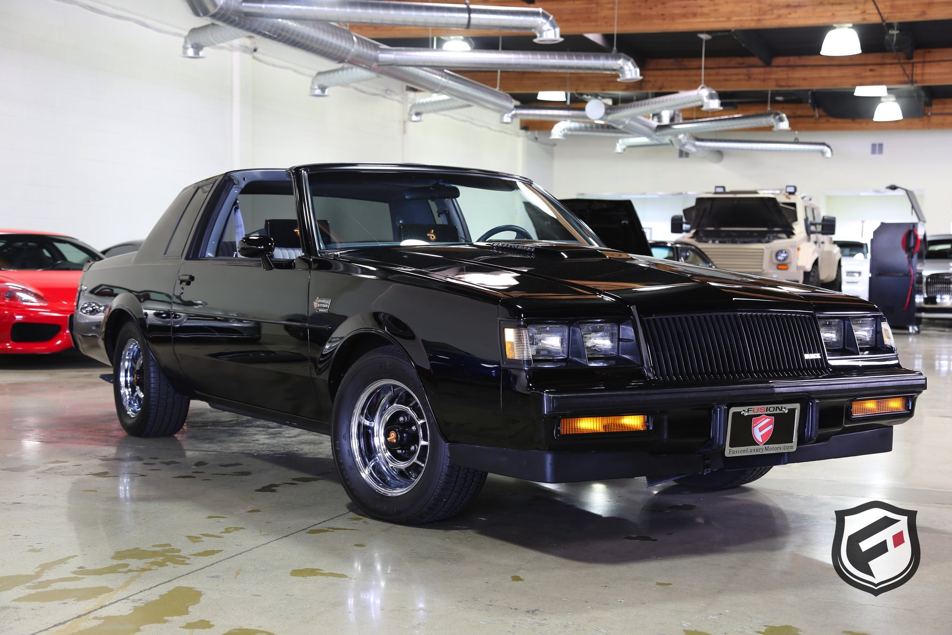 Buick Grand National Gnx For Sale >> 1987 Buick Grand National | Fusion Luxury Motors