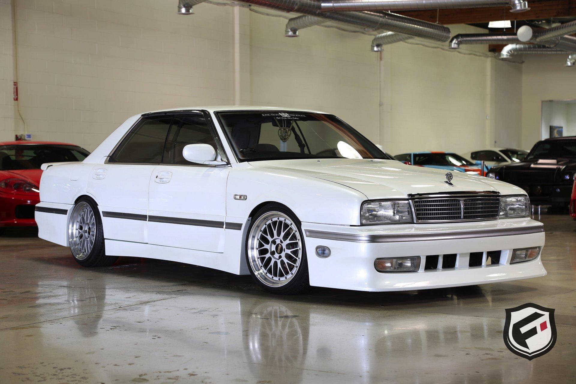 1990 Nissan Cima Fusion Luxury Motors