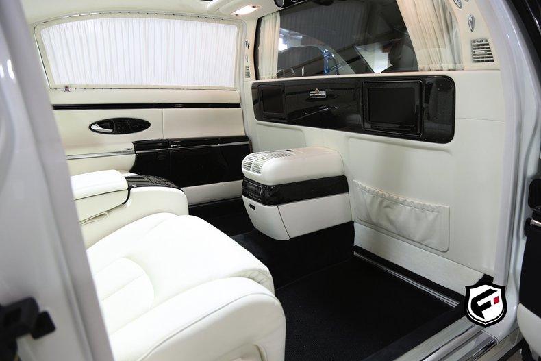 2009 Maybach 62S/Landaulet