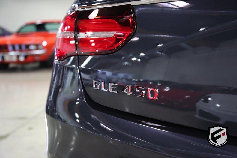 2016 Mercedes-Benz GLE 450