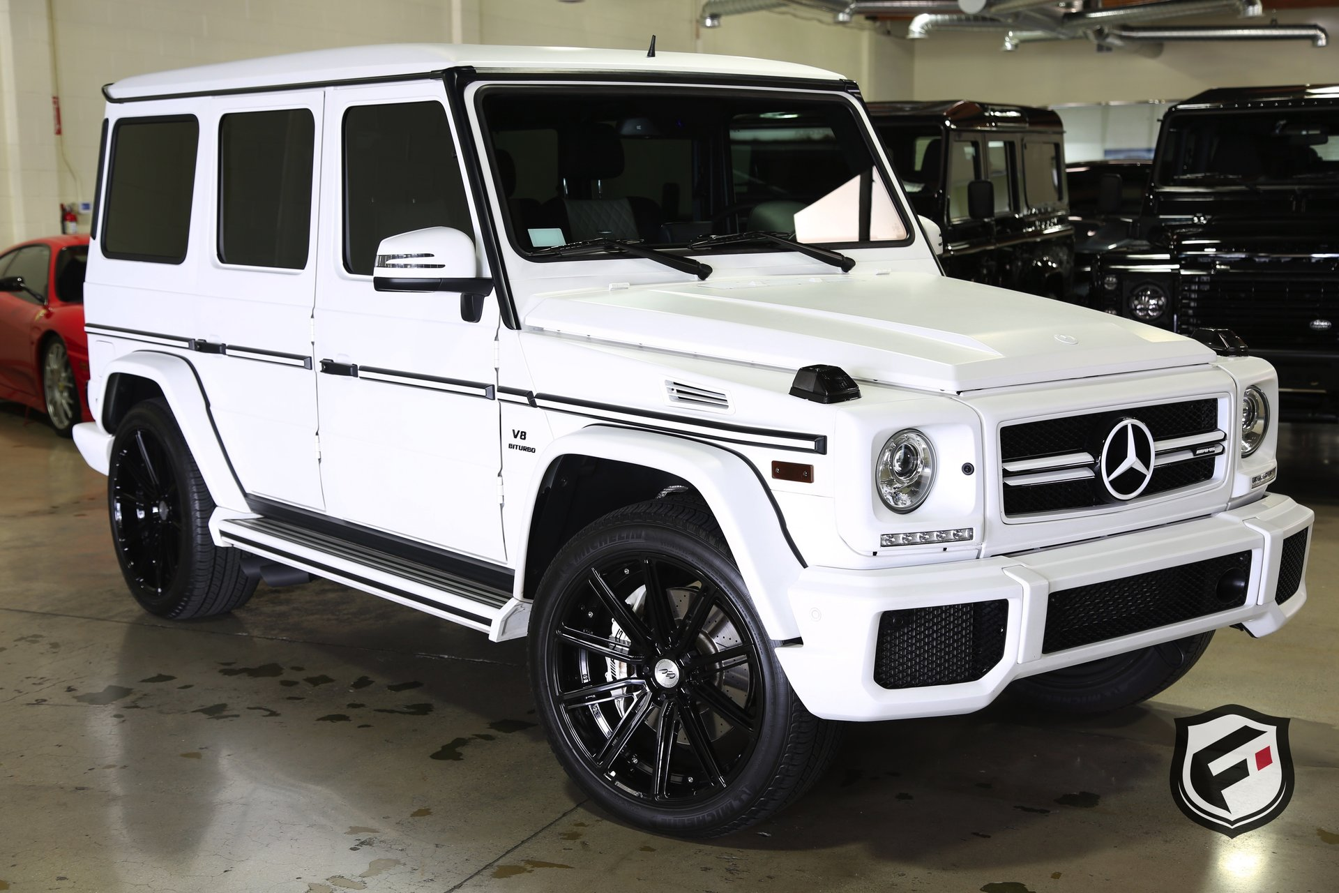 2015 mercedes benz g63 fusion luxury motors for Mercedes benz car loan rates