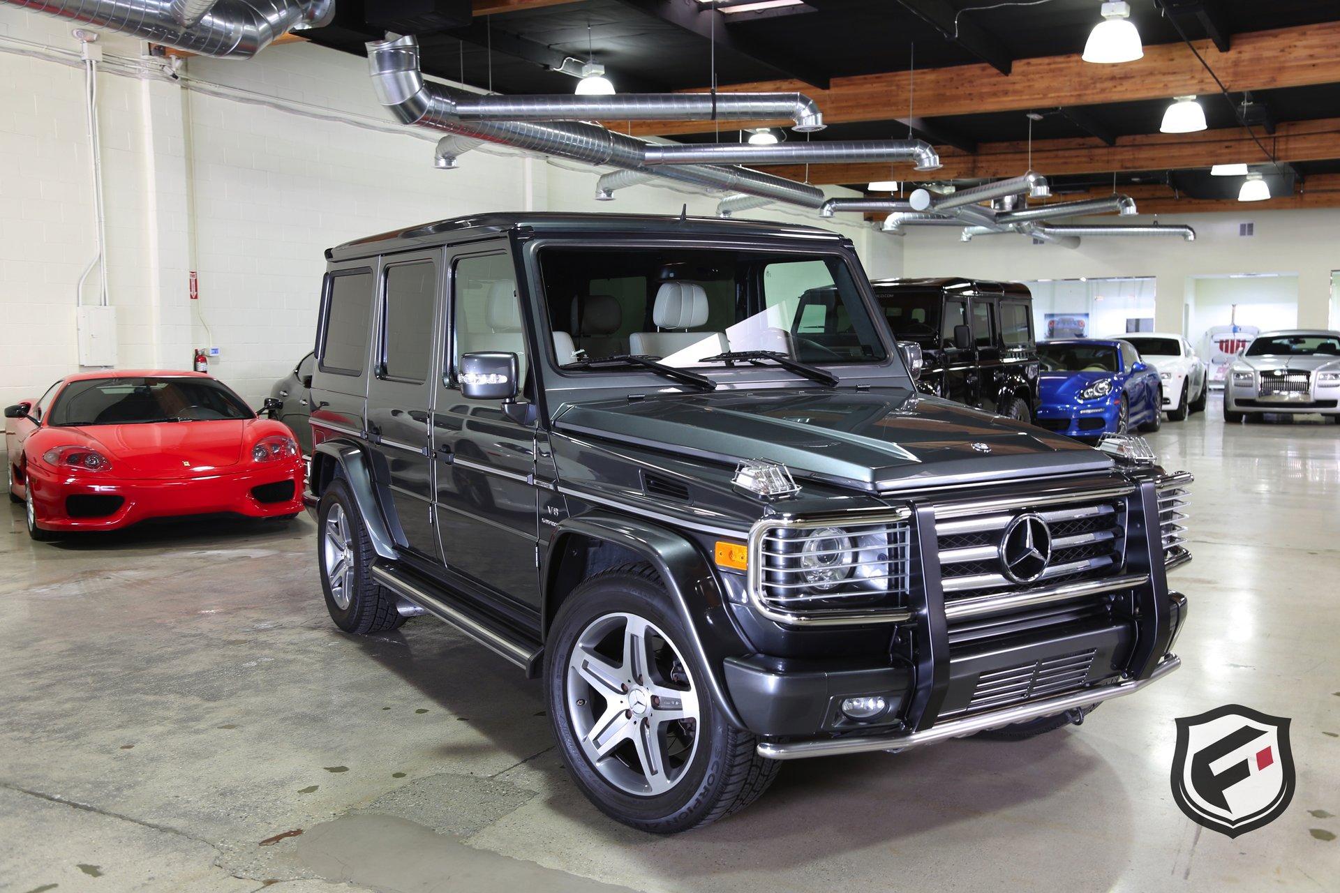 2011 Mercedes Benz G55 Fusion Luxury Motors
