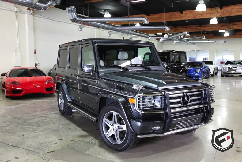 11780ca170b40 low res 2011 mercedes benz g55