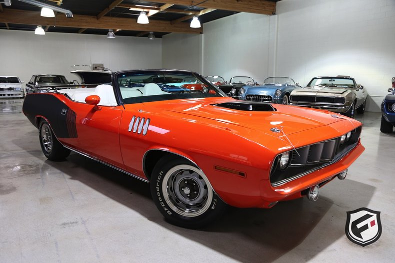 1971 1971 Plymouth CUDA For Sale