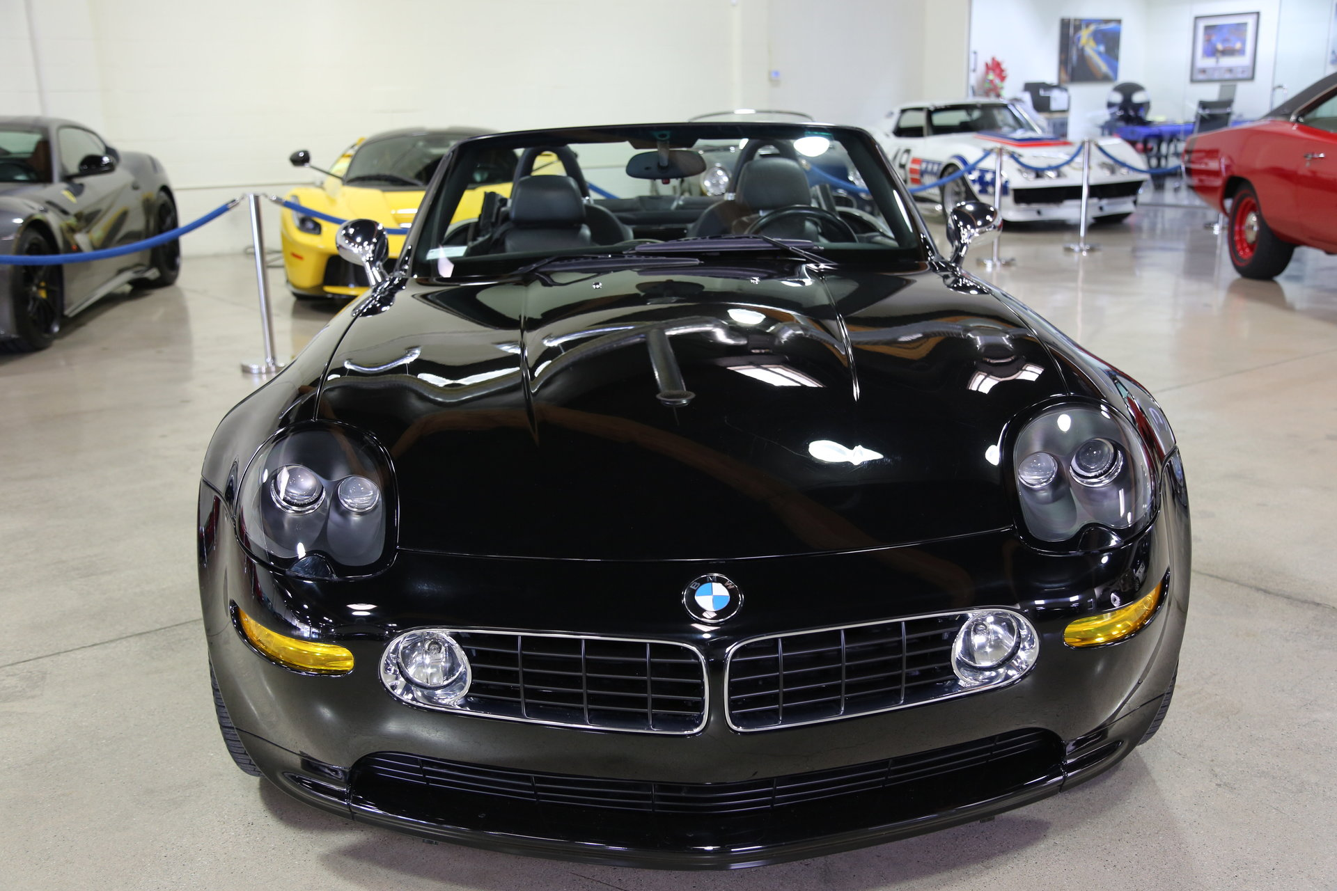 2002 Bmw Z8 2dr Roadster For Sale 80768 Mcg